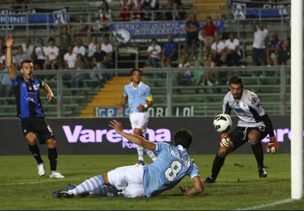 Serie A, 1ª - Tris di Inter e Napoli, pari Roma, Lazio di misura. Vincono anche Genoa e Chievo