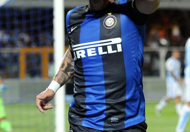 Inter Mailand schlägt Pescara Calcio souverän mit 3:0