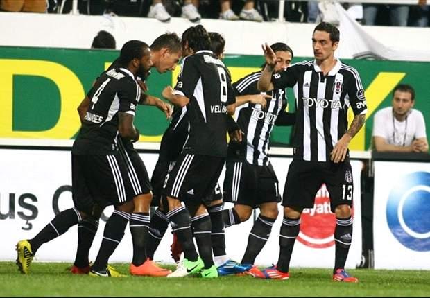 Besiktas Istanbul 3 : 3 Galatasaray Istanbul: Ein großes Derby mit einem gerechten Unentschieden