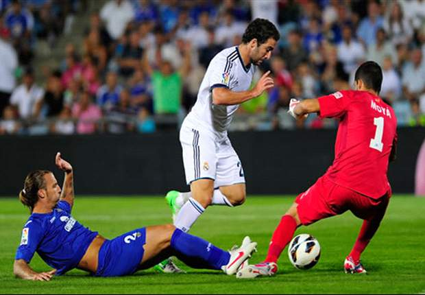 Luis Garcia: Getafe deserved the win against Madrid