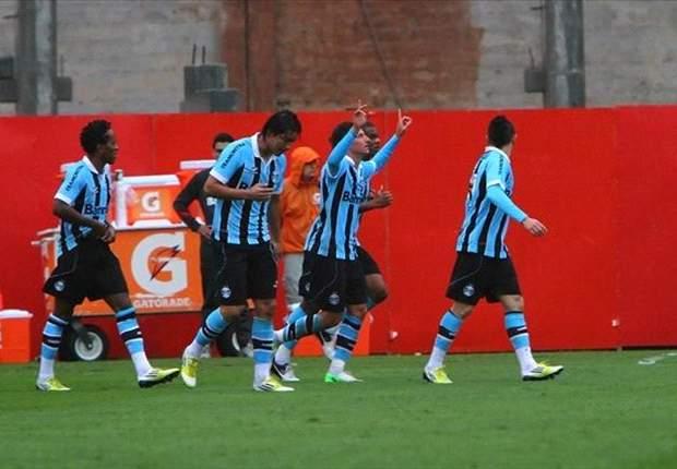Grêmio enfrenta o Barcelona de Guayaquil pelas oitavas de final da Copa Sul-Americana