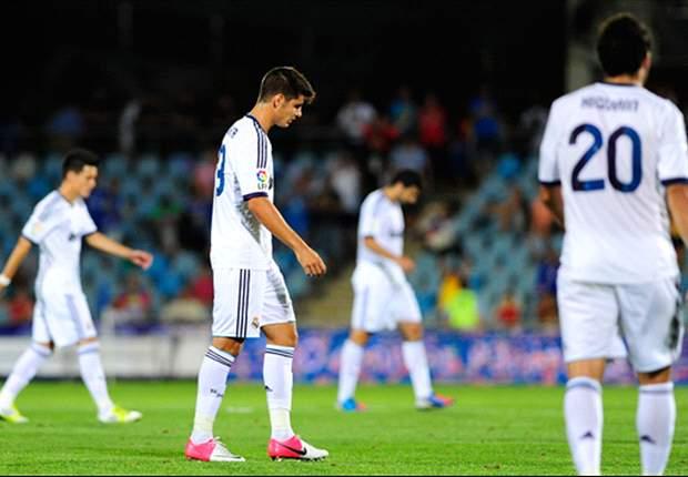 El Real Madrid sólo tiene quinta marcha