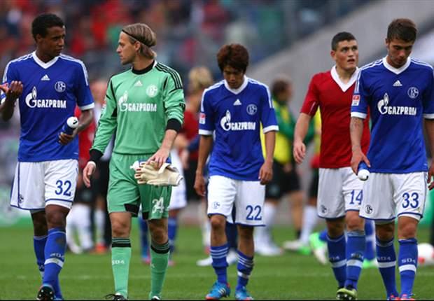 """FC Schalke 04: Gut gespielt, aber """"zwei Punkte verloren"""""""