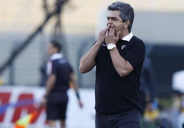 Após polêmica com Rogério Ceni, Ney Franco não teme pelo emprego