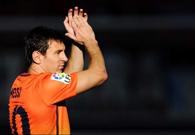 Lionel Messi Ingin Jaga Tren Menang