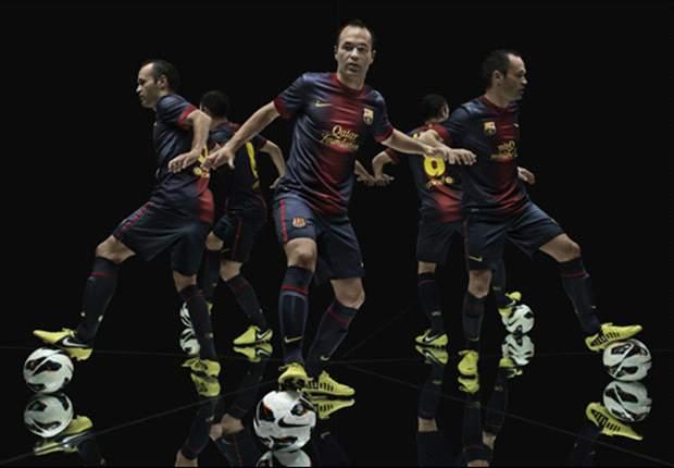 Nike's new CTR360 Maestri III engineered for football's maestros