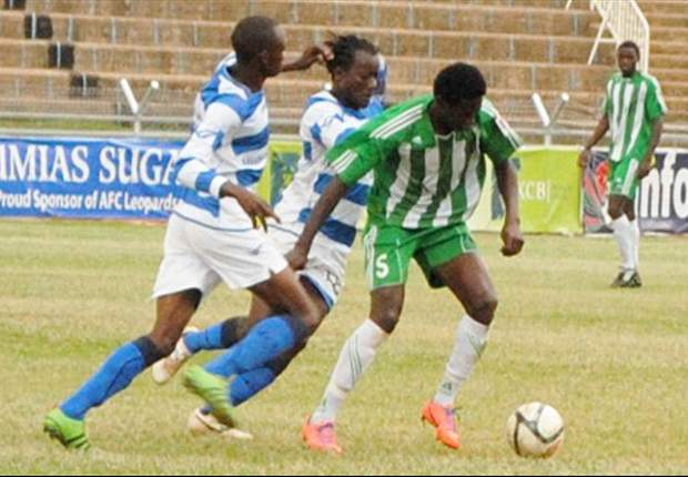 Ugly or entertaining, AFC want maximum points against Tusker-Coach Jan Koops