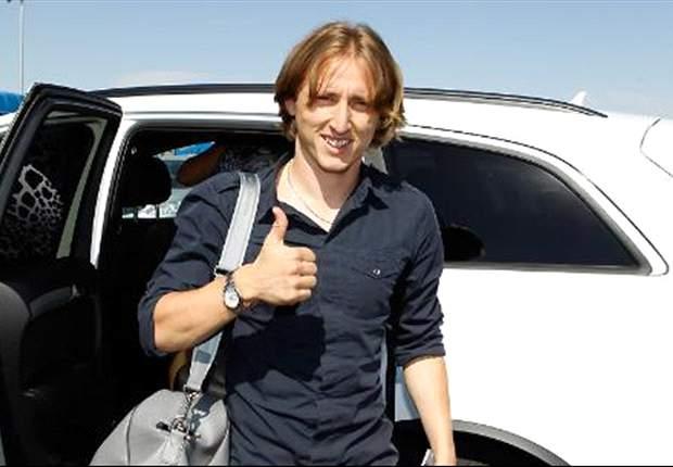 OFICIAL: Real Madrid anuncia contratação de Luka Modric, do Tottenham