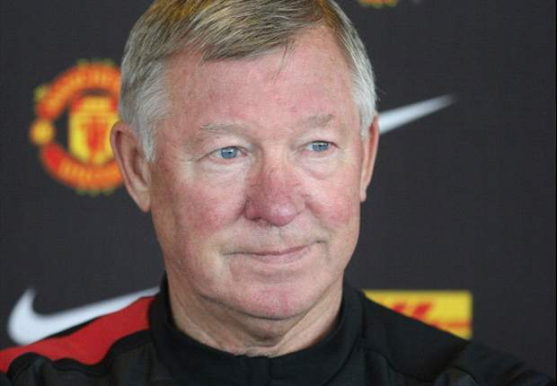 Sir Alex Ferguson delighted with Manchester United's 'Christmas time' clean sheet