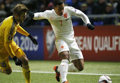 FT: Kazakhstan 1-2 Belanda