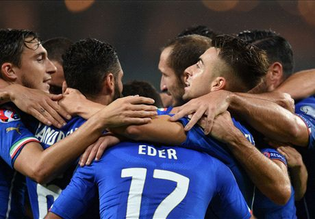 Italia Lolos Ke Euro 2016