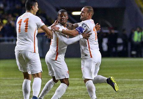 REPORT: Kazakhstan 1-2 Netherlands