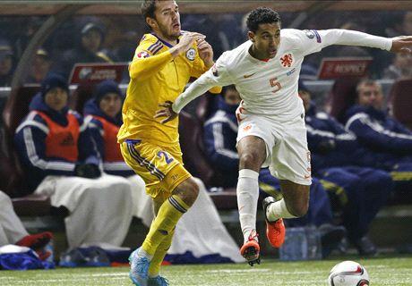 Spelersrapport: Kazachstan - Nederland