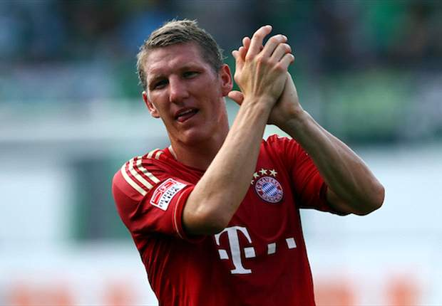 Schweinsteiger glad to be back on scoring trail for Bayern