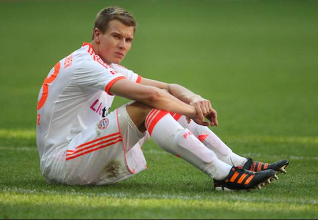 Bayern Munich lose Badstuber for two weeks