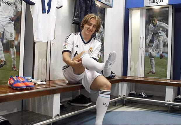 Luka Modric: Saya Telah Bergabung Dengan Klub Terbesar Dunia