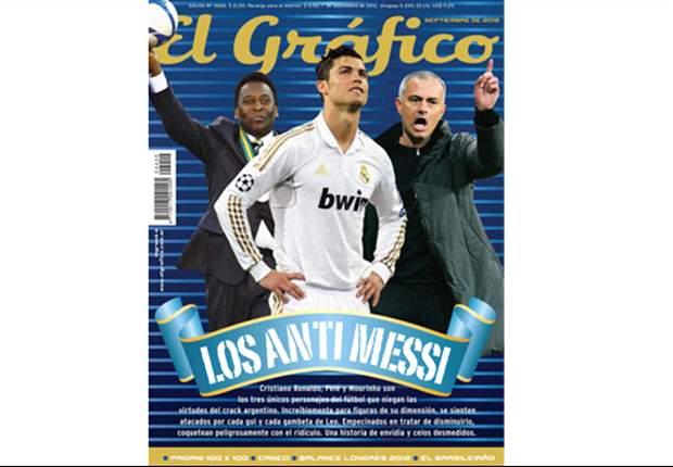 Los anti Messi
