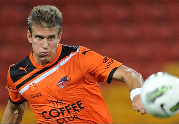 Paartalu to join Tianjin Teda from Brisbane Roar