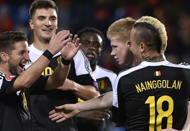 Video: Andorra vs Bỉ
