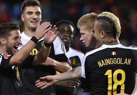 REPORT: Andorra 1-4 Belgium