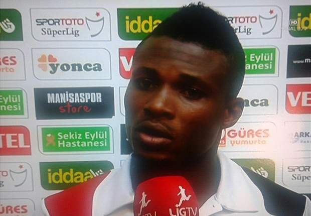 Ghana's Akaminko scores debut goal for Eskisehirspor in league draw