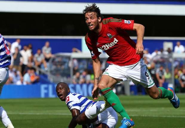 Newcastle 1-2 Swansea: Michu marca para dar una victoria con sabor español