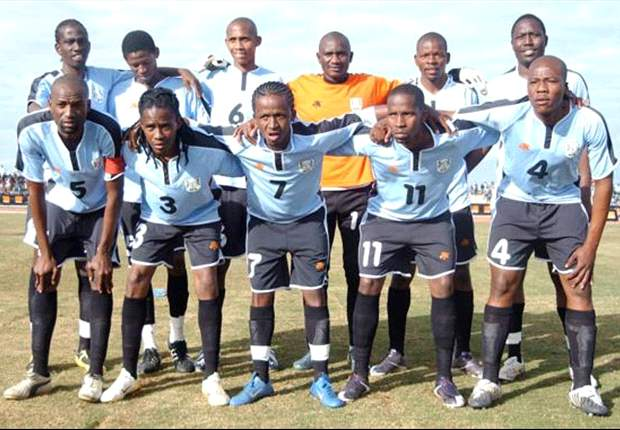 Botswana warm up for Mali contest with slim win over Kenya side Thika United