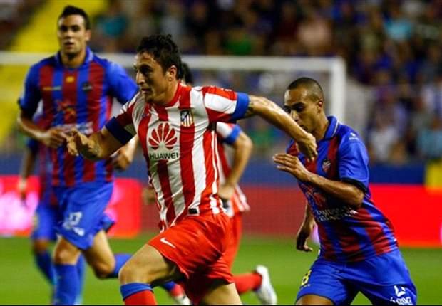 Albiol y el ''Cebolla'' Rodríguez, la Copa del Rey pasa factura
