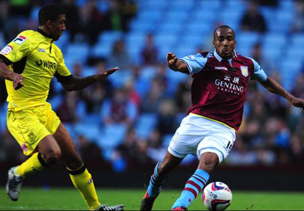 Delph determined to make an impact at Aston Villa this season