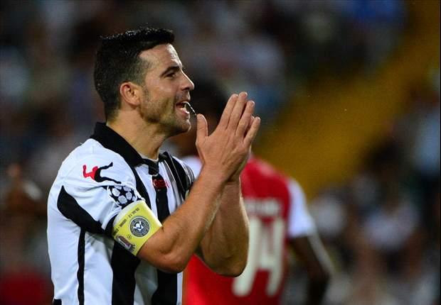 Udinese (4)1-1(5) Sporting de Braga: Un error de Maicosuel en la tanda de penaltis deja fuera a los italianos