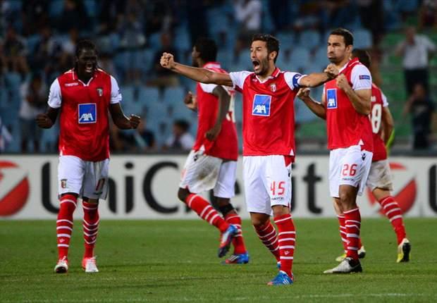 Sporting Braga will Dreifachsieg bei Galatasaray