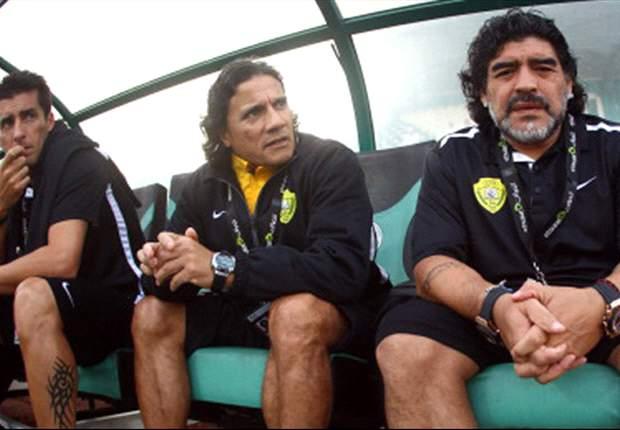 Diego Maradona Tangani Blackburn Rovers?