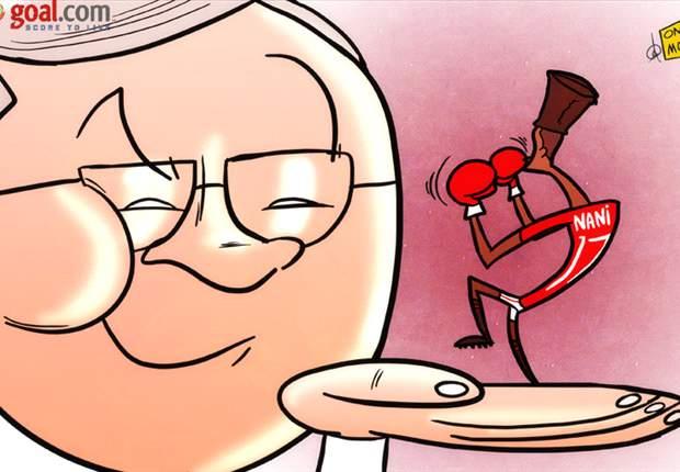 [만평] 나니, 주급을 올려달라고?
