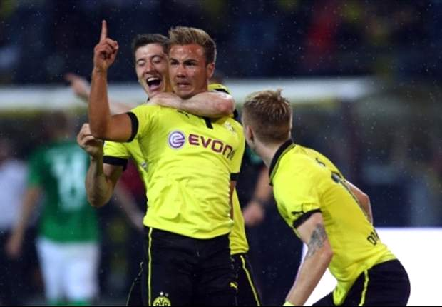 Gotze: Dortmund can still catch Bayern