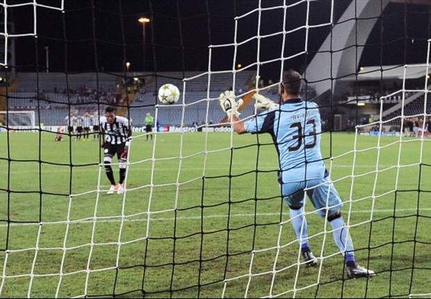 Udinese (4)1-1(5) Sporting de Braga: Un error de Maicosuel en los penales deja afuera a los italianos