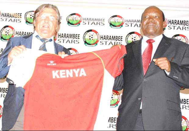 Frenchman Henri Michel takes over as Kenya Harambee Stars head coach