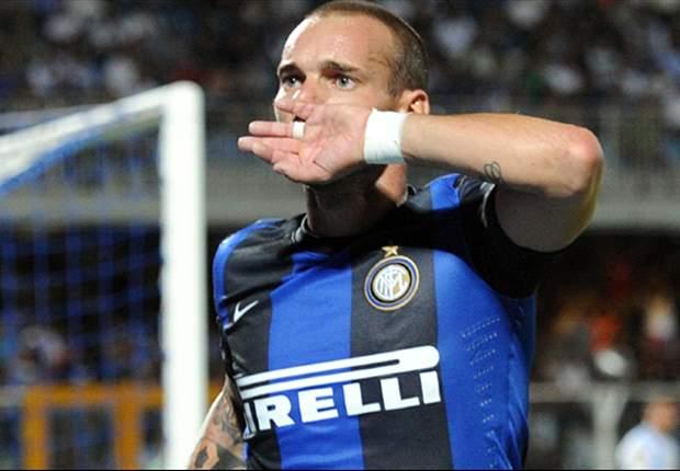 Louis Van Gaal Sesalkan Sikap FC Internazionale Soal Wesley Sneijder
