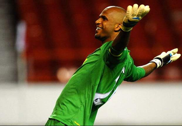Al-Habsi curses Wigan's bad luck