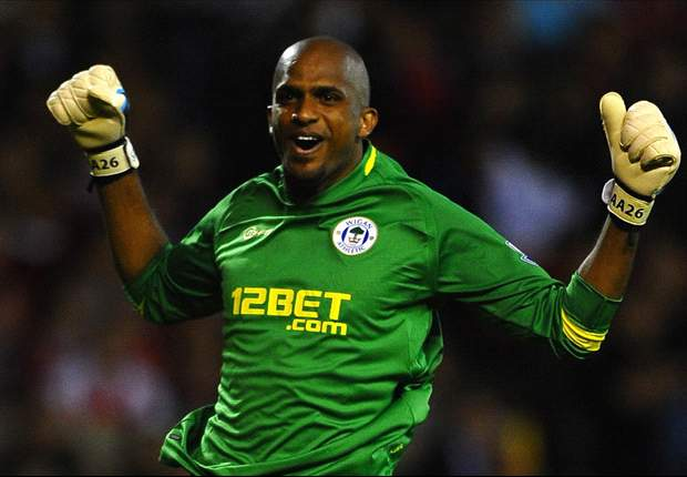 Wigan keeper Al-Habsi rubbishes Liverpool speculation