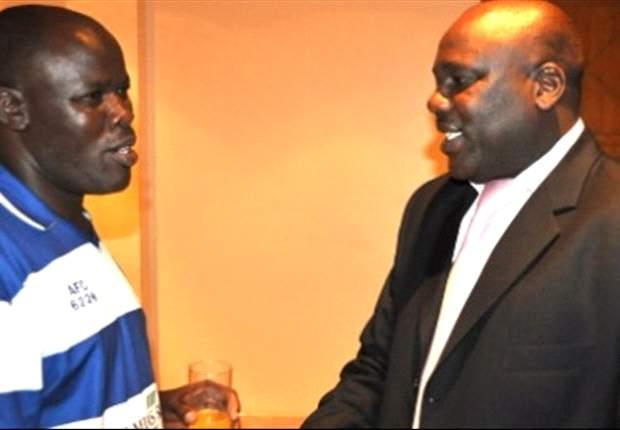 Kenya league side Ulinzi insists striker Wycliffe Ochomo still part of the club