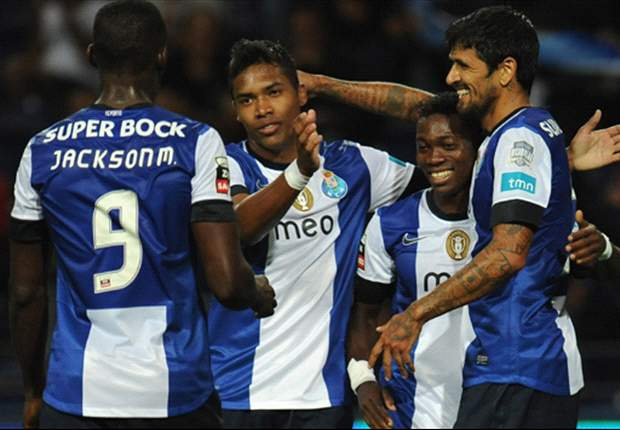 Dinamo Zagreb 0-2 Porto: Lucho and Defour secure crucial away win