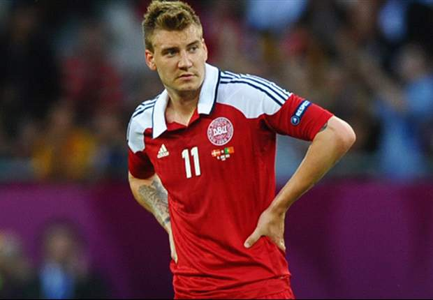 Crystal Palace confident of clinching Bendtner deal