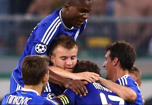 Dynamo Kiev 2-0 Dinamo Zagreb: Ukrainians produce convincing display in Group A