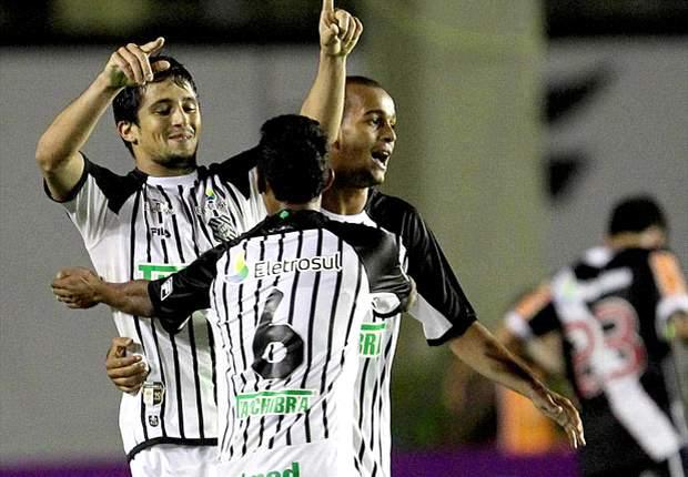 Figueirense 3x1 Atlético-GO: Figueira faz 3 e garante vitória em casa