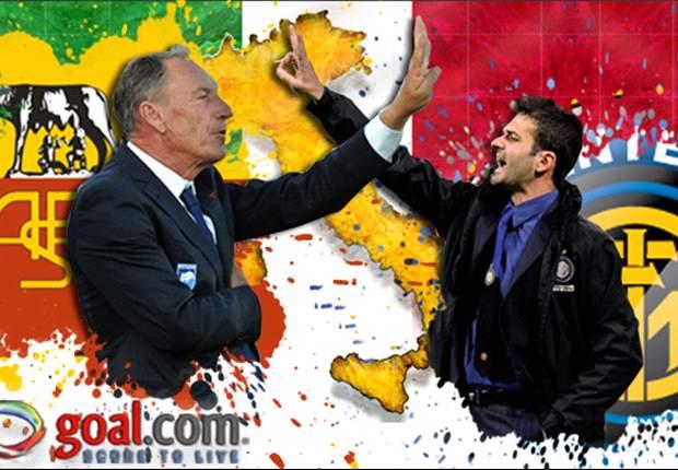 """Zeman: """"Roma voor zege naar Milaan"""""""