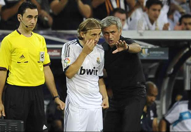 Mourinho asks me to play as I did with Tottenham, but at a higher level - Modric