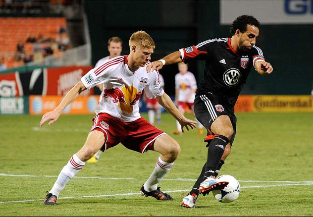 D.C. United 2-2 New York Red Bulls: Conde grabs late equalizer for Red Bulls