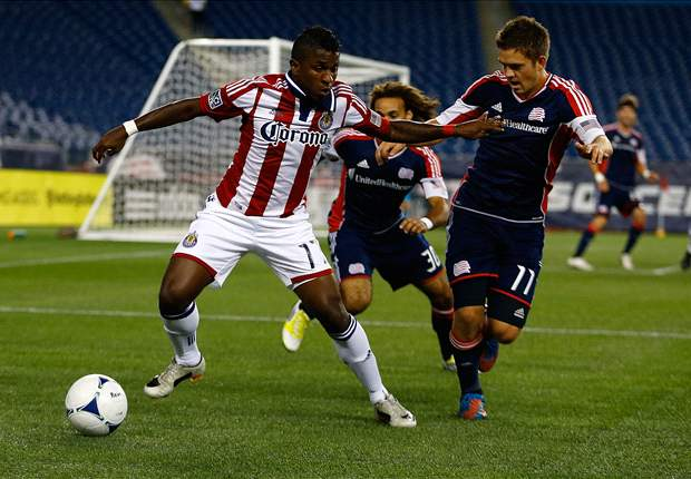 New England Revolution 3-3 Chivas USA: Shalrie Joseph shines against his former club