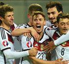 Ratings: Germany 2-1 Georgia