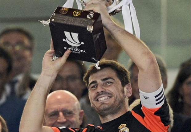 Casillas is a legendary captain, says Perez